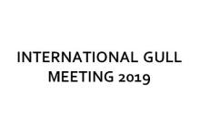 INSCRIPTION: INTERNATIONAL GULL MEETING