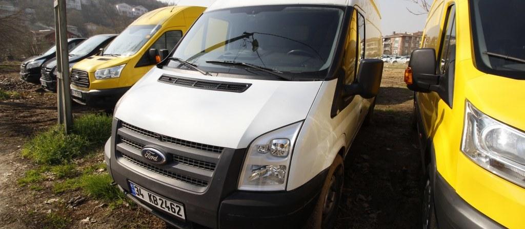 ikinci el araba 2013 Ford Transit 350L 2.2 Tdci 150Hp Dizel Manuel 156000 KM