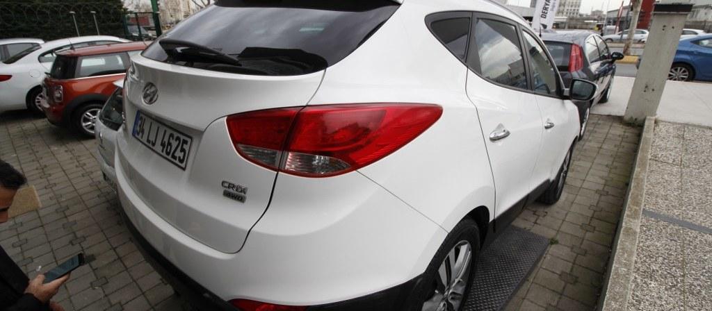 ikinci el araba 2014 Hyundai ix35 2.0 R 2.0 R Elite Dizel Otomatik 152400 KM 2
