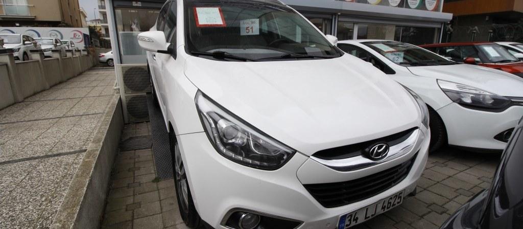 ikinci el araba 2014 Hyundai ix35 2.0 R 2.0 R Elite Dizel Otomatik 152400 KM 3