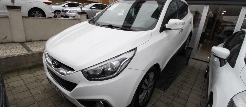 ikinci el araba 2014 Hyundai ix35 2.0 R 2.0 R Elite Dizel Otomatik 152400 KM