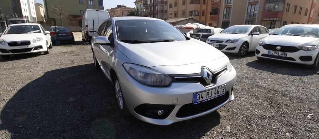 ikinci el araba 2016 Renault Fluence 1.5 dCi Touch Dizel Otomatik 125500 KM 1