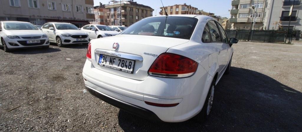 ikinci el araba 2015 Fiat Linea 1.3 Multijet Pop Dizel Manuel 110000 KM 1