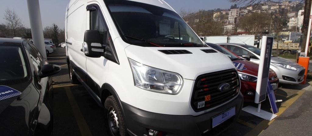 ikinci el araba 2014 Ford Transit 350L Dizel Manuel 290000 KM 0