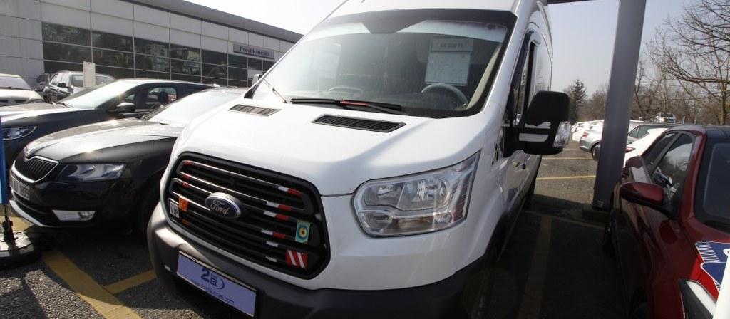 ikinci el araba 2014 Ford Transit 350L Dizel Manuel 290000 KM