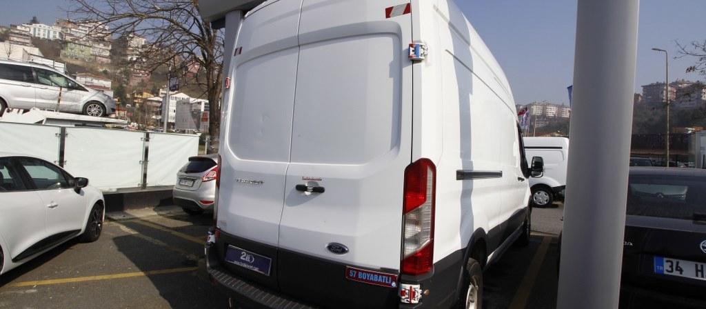 ikinci el araba 2014 Ford Transit 350L Dizel Manuel 290000 KM 1