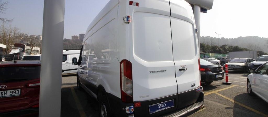 ikinci el araba 2014 Ford Transit 350L Dizel Manuel 290000 KM 2