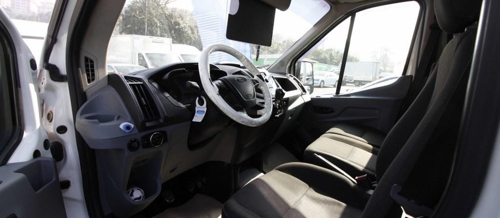 ikinci el araba 2014 Ford Transit 350L Dizel Manuel 290000 KM 3