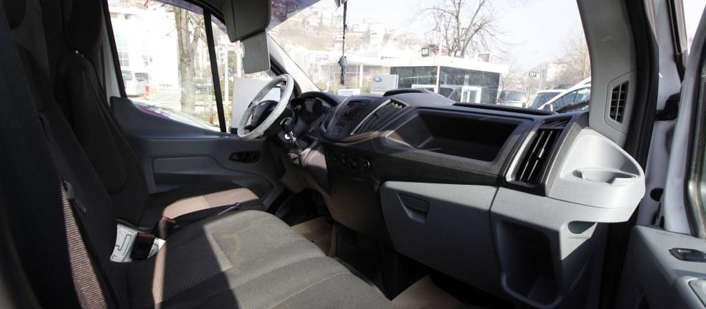 ikinci el araba 2014 Ford Transit 350L Dizel Manuel 290000 KM 5