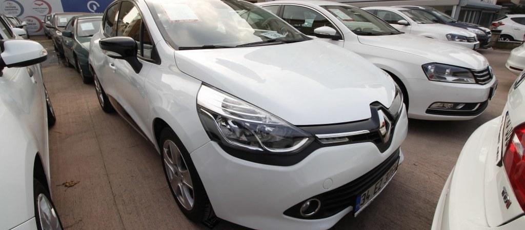 ikinci el araba 2014 Renault Clio 1.5 dCi Icon Dizel Otomatik 93000 KM 5