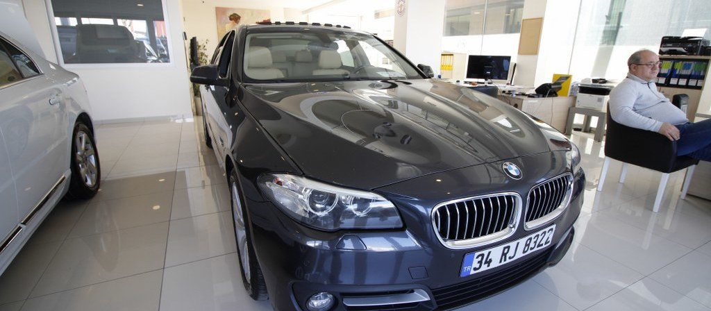 ikinci el araba 2016 BMW 5 Serisi 525d xDrive Executive Dizel Otomatik 122000 KM 1