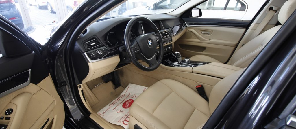 ikinci el araba 2016 BMW 5 Serisi 525d xDrive Executive Dizel Otomatik 122000 KM 2