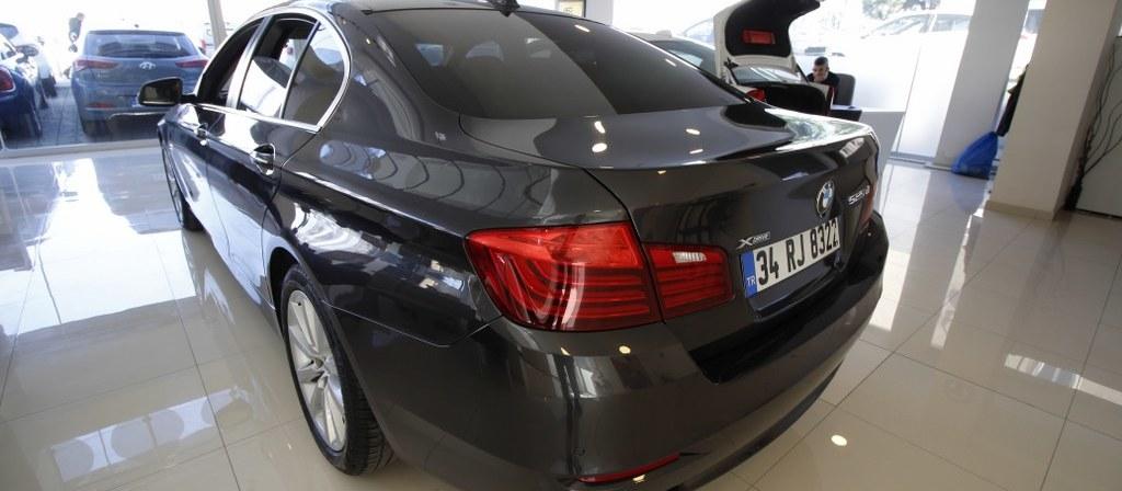 ikinci el araba 2016 BMW 5 Serisi 525d xDrive Executive Dizel Otomatik 122000 KM 4