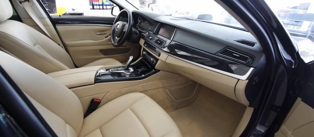 ikinci el araba 2016 BMW 5 Serisi 525d xDrive Executive Dizel Otomatik 122000 KM 5