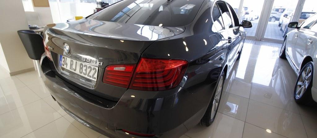 ikinci el araba 2016 BMW 5 Serisi 525d xDrive Executive Dizel Otomatik 122000 KM 0