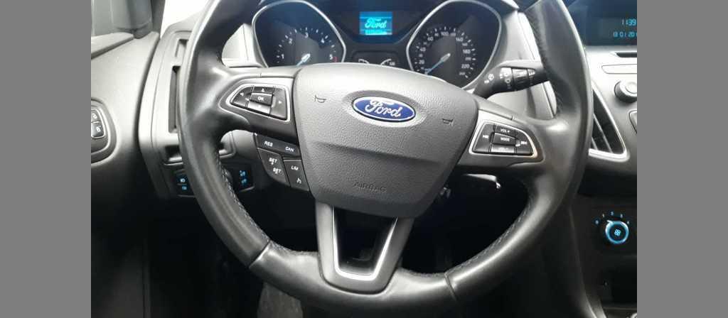ikinci el araba 2018 Ford Focus 1.5 TDCİ Trendx Dizel Otomatik 18665 KM 7