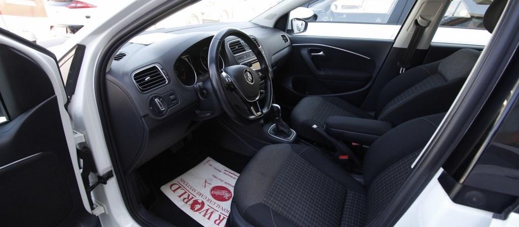 ikinci el araba 2015 Volkswagen Polo 1.4 TDi Comfortline Dizel Otomatik 128400 KM 2