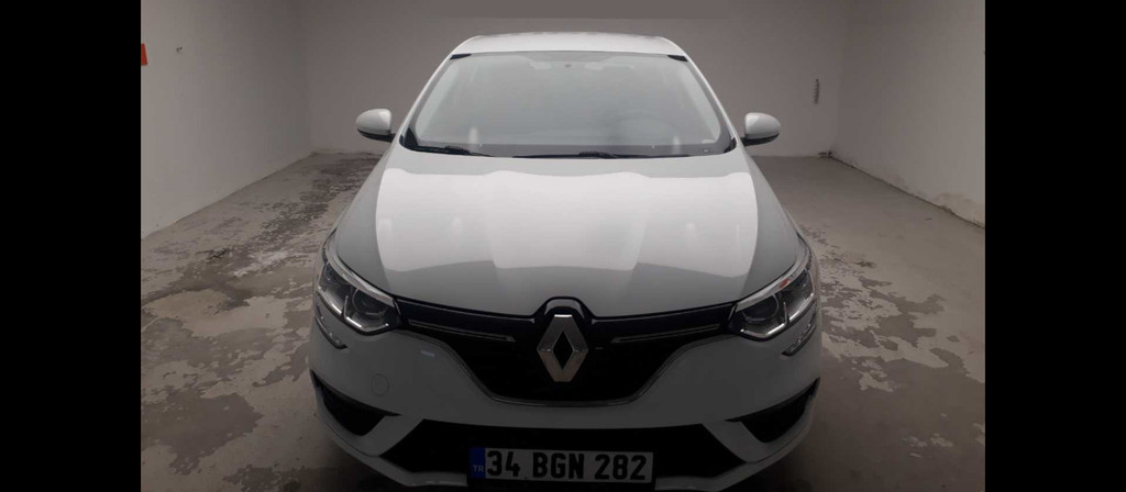 ikinci el araba 2018 Renault Megane 1.6 Joy Benzin Manuel 9600 KM 4