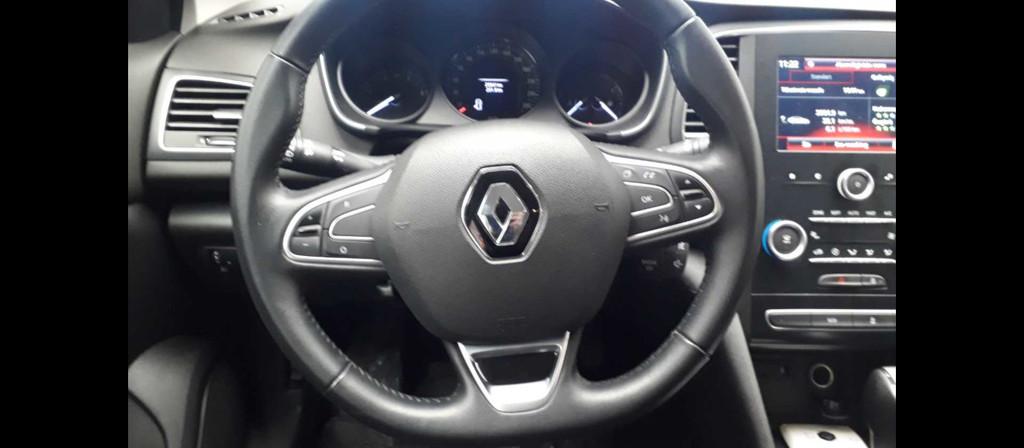 ikinci el araba 2017 Renault Megane 1.5 dCi Touch Dizel Otomatik 27000 KM 7
