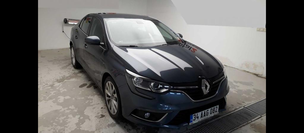 ikinci el araba 2017 Renault Megane 1.5 dCi Touch Dizel Otomatik 27000 KM 9