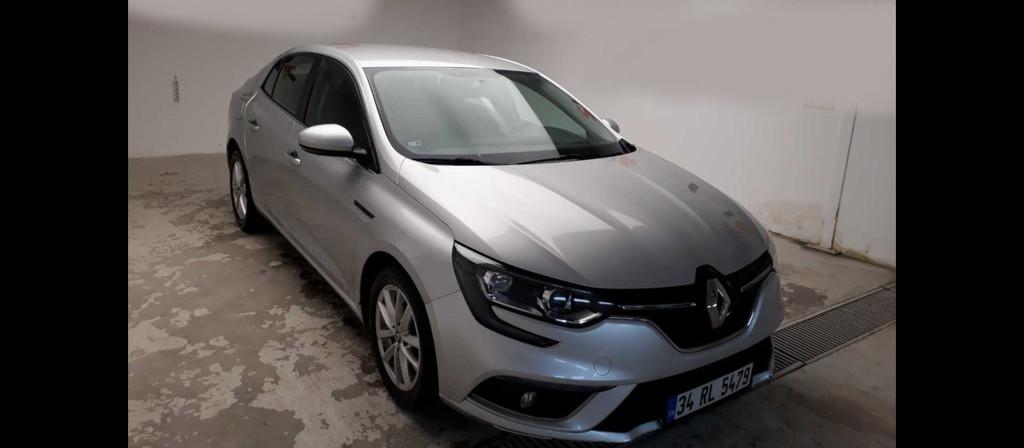 ikinci el araba 2017 Renault Megane 1.5 dCi Touch Dizel Otomatik 48000 KM 7