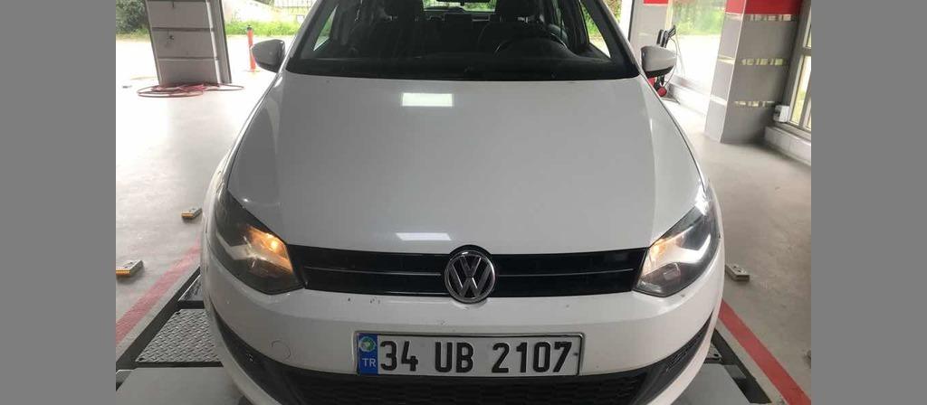 ikinci el araba 2013 Volkswagen Polo 1.4 Comfortline Benzin Otomatik 36000 KM 5
