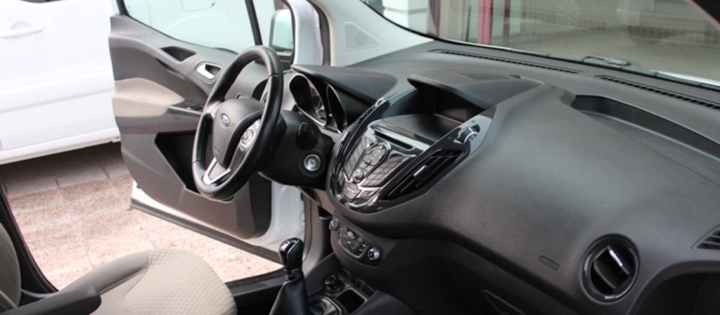 ikinci el araba 2016 Ford Tourneo Courier 1.6 TDCi Trend M1 (95HP) Dizel Manuel 52128 KM 4