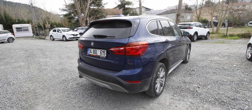 ikinci el araba 2018 BMW X1 16d sDrive X Line Dizel Otomatik 9800 KM 4