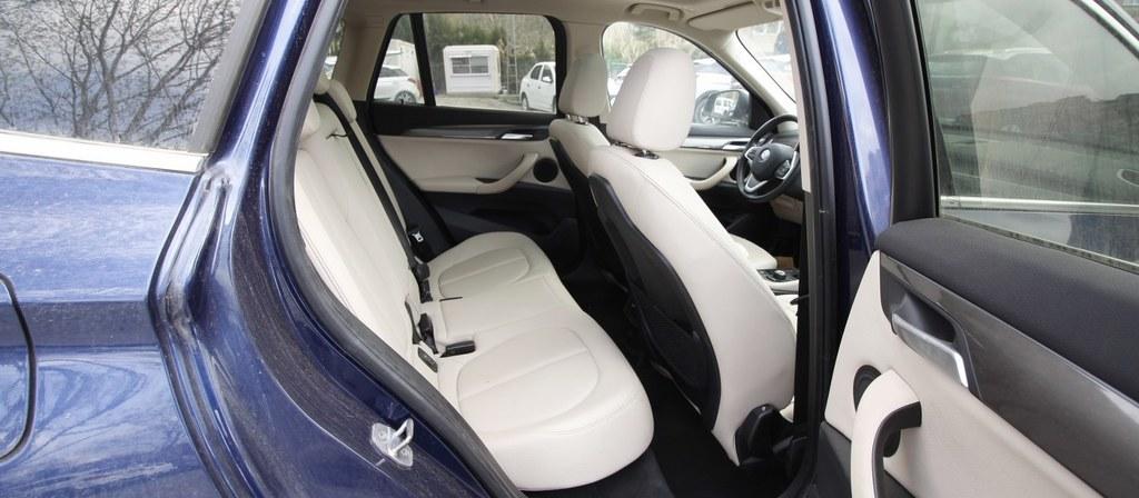 ikinci el araba 2018 BMW X1 16d sDrive X Line Dizel Otomatik 9800 KM 0