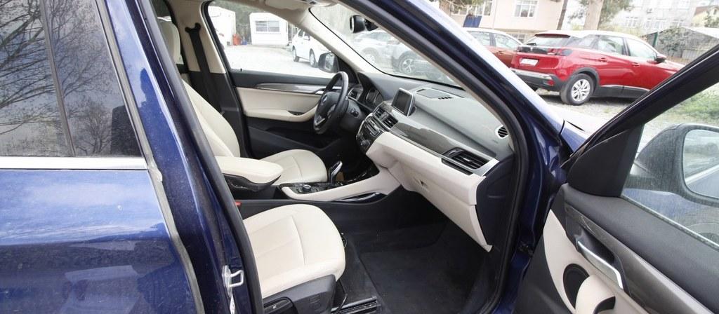 ikinci el araba 2018 BMW X1 16d sDrive X Line Dizel Otomatik 9800 KM 6