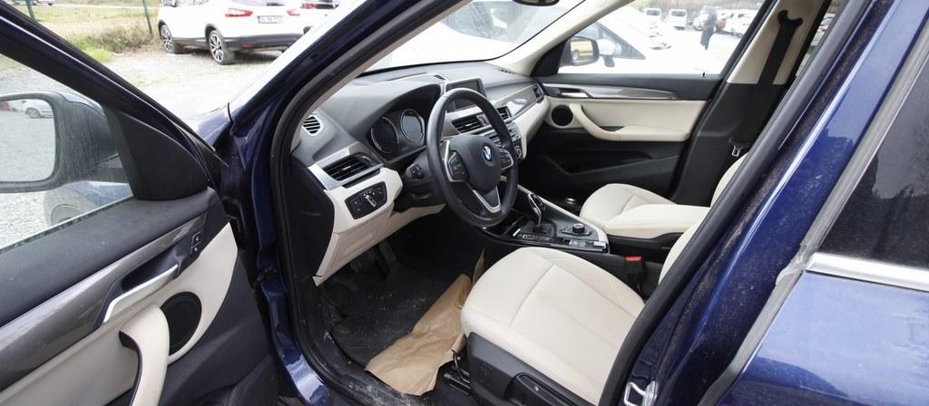 ikinci el araba 2018 BMW X1 16d sDrive X Line Dizel Otomatik 9800 KM 8