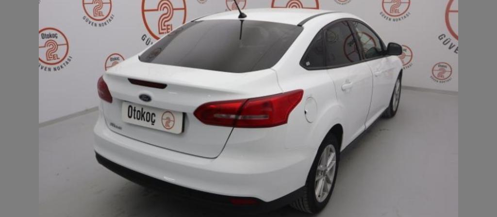 ikinci el araba 2017 Ford Focus 1.6 TDCi Trend X Dizel Manuel 44250 KM 8