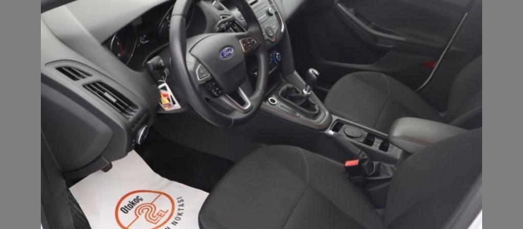 ikinci el araba 2017 Ford Focus 1.6 TDCi Trend X Dizel Manuel 44250 KM 21