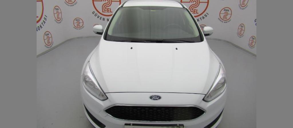 ikinci el araba 2016 Ford Focus 1.5 TDCi Trend X Dizel Otomatik 107400 KM 18