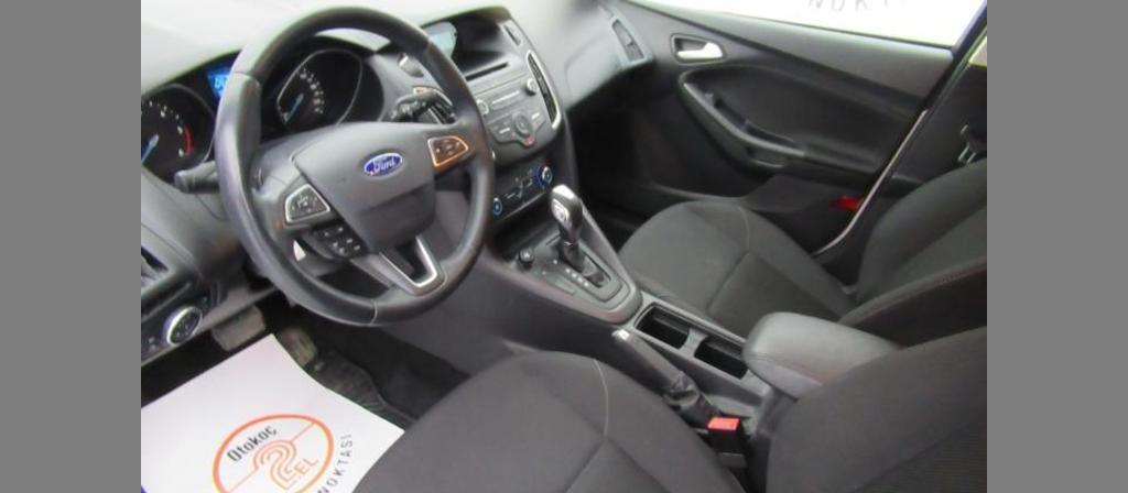 ikinci el araba 2016 Ford Focus 1.5 TDCi Trend X Dizel Otomatik 107400 KM 6