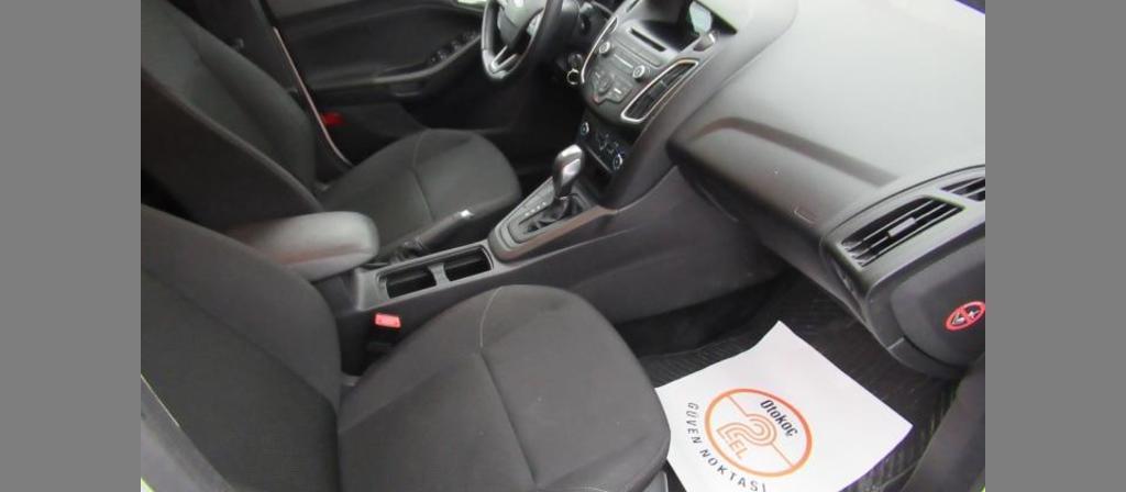 ikinci el araba 2016 Ford Focus 1.5 TDCi Trend X Dizel Otomatik 107400 KM 26