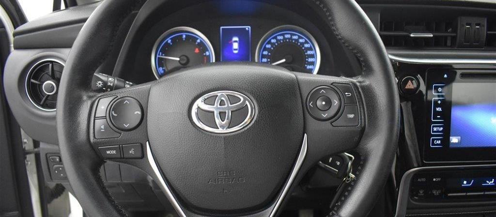 ikinci el araba 2016 Toyota Corolla 1.4 D-4D Touch Dizel Otomatik 164200 KM 13