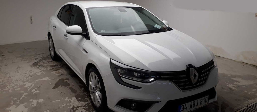 ikinci el araba 2017 Renault Megane 1.5 dCi Icon Dizel Manuel 61000 KM 11
