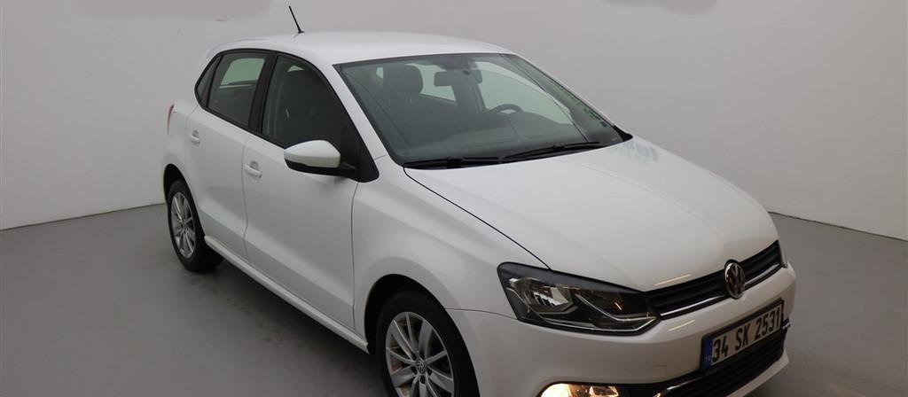 ikinci el araba 2016 Volkswagen Polo 1.4 TDi Comfortline Dizel Otomatik 75000 KM 5