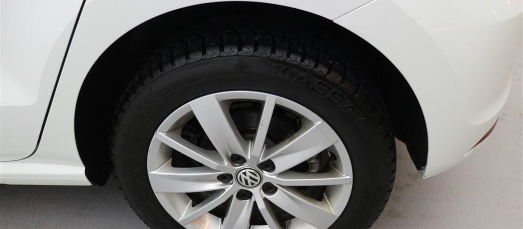ikinci el araba 2016 Volkswagen Polo 1.4 TDi Comfortline Dizel Otomatik 75000 KM 10
