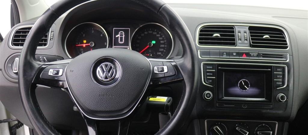 ikinci el araba 2016 Volkswagen Polo 1.4 TDi Comfortline Dizel Otomatik 75000 KM 19