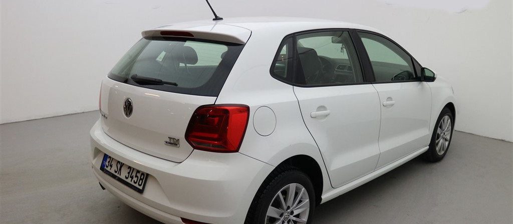 ikinci el araba 2017 Volkswagen Polo 1.4 TDi Comfortline Dizel Otomatik 43700 KM 11
