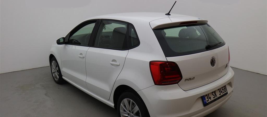 ikinci el araba 2017 Volkswagen Polo 1.4 TDi Comfortline Dizel Otomatik 43700 KM 5