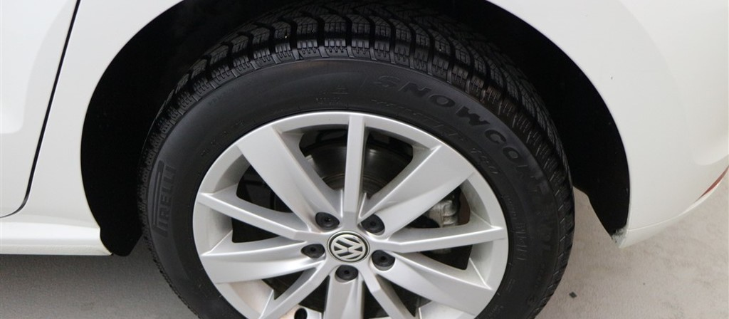 ikinci el araba 2017 Volkswagen Polo 1.4 TDi Comfortline Dizel Otomatik 43700 KM 15