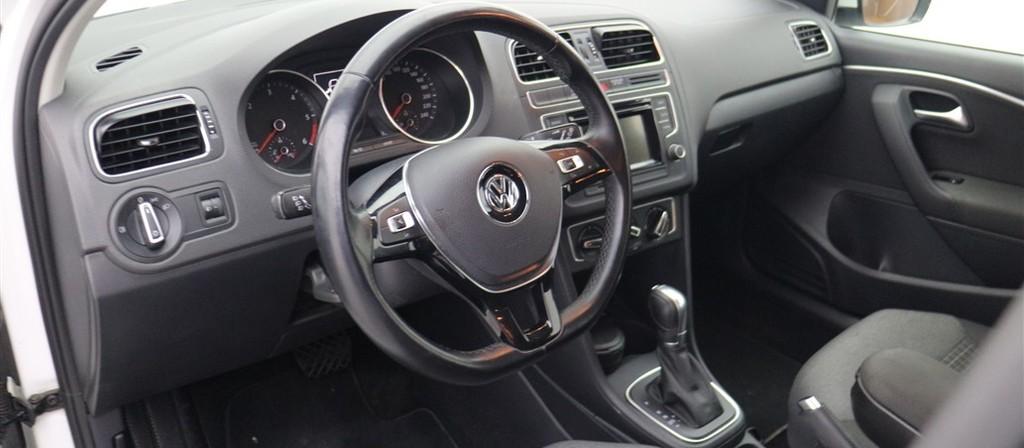 ikinci el araba 2017 Volkswagen Polo 1.4 TDi Comfortline Dizel Otomatik 43700 KM 20