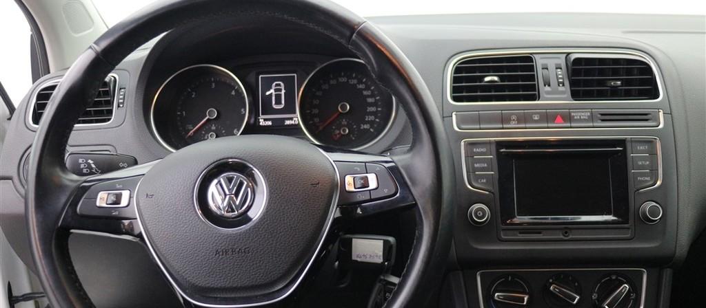 ikinci el araba 2017 Volkswagen Polo 1.4 TDi Comfortline Dizel Otomatik 43700 KM 24