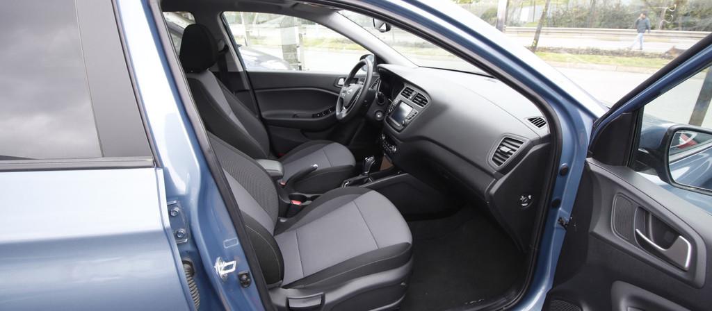 ikinci el araba 2018 Hyundai i20 1.4 MPI Elite Benzin Otomatik 22870 KM 2