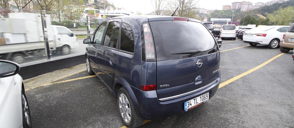 ikinci el araba 2008 Opel Meriva 1.6 Enjoy Benzin Manuel 103890 KM 0