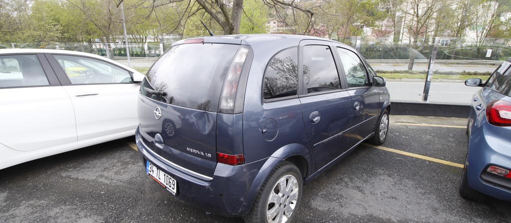 ikinci el araba 2008 Opel Meriva 1.6 Enjoy Benzin Manuel 103890 KM 1