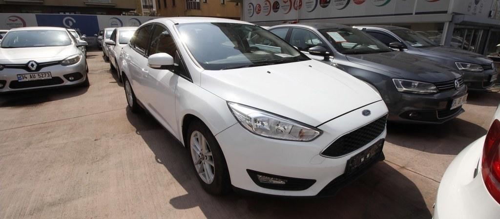 ikinci el araba 2015 Ford Focus 1.6 TDCi Trend X Dizel Manuel 142000 KM 6